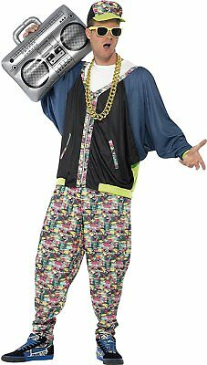 Adult Men's 1980's Hip Hop Costume