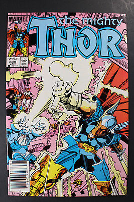 1984 Marvel Thor #339 75¢ Canadian Price Variant