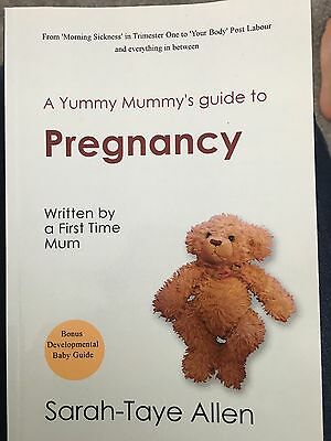 Yummy mummy's guide to Pregnancy Book