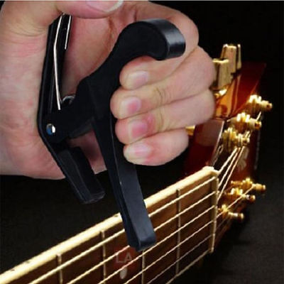 New Fashion Change Clamp Capo Acoustic Classic Guitar Tool Accessories