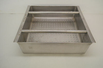 Commercial Stainless Steel Pre-Rinse Basket