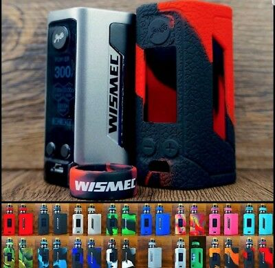 Protective Silicone Case for WISMEC REULEAUX RX GEN3 300w Cover Modshield Sleave