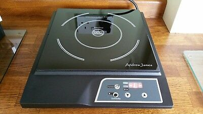 Andrew James Portable Induction Hob