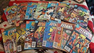 DC Tales of the Teen Titans Lot Sale