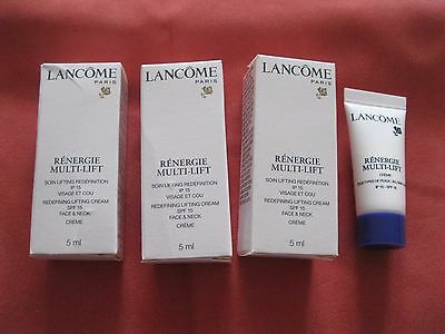 Lancôme Rénergie multi-Lift 3 x 5 ml