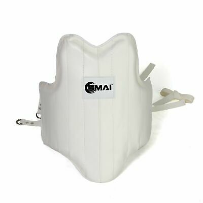 NEW SMAI Martial Arts Chest Guard - Solid Core - Training Competition Fightin...