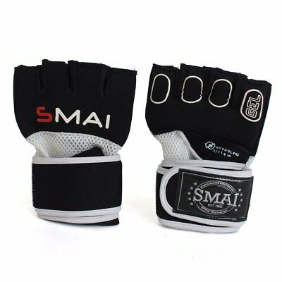 NEW SMAI Fighting Boxing Hand Wrap - Gel - Punching Hand Protective Gloves - ...