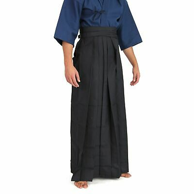 NEW SMAI Martial Arts Uniforms Pants - Deluxe Japanese Hakama - Polyester and...