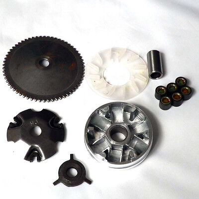 Variator Set 50cc 139QMB GY6 Part Chinese Scooter Moped