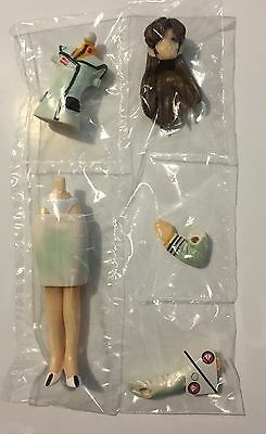 MACROSS (Robotech) CM'S Collection Part 2. Lisa Hayes Figure Anime Version