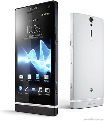 White New Original Sony Xperia S LT26i - 32GB (Unlocked) Android Smartphone 12MP