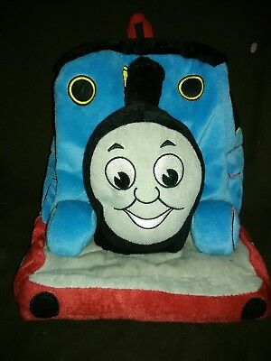 Thomas the Train Plush Bookbag Backpack for Toddler- 11""