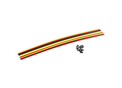 DuraTrax Colored Antenna Tube Asst w/Tips (10) DTXC2410