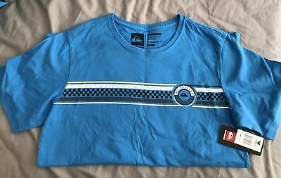 Boys Quiksilver T-Shirt. Size 14 New with Tags.