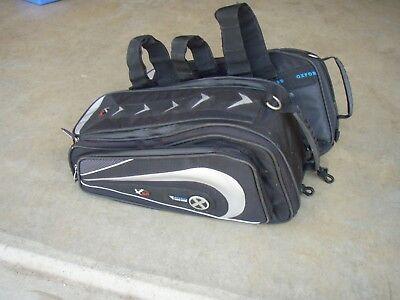 Oxford 50 motorcycle panniers
