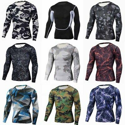 Men's Long Sleeve T-Shirt Soft More Color Mode Top Sleeves Casual New S-4Xl