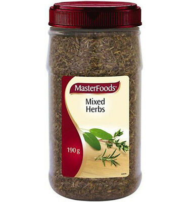 Masterfoods Mixed Herbs 190gm