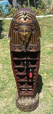Egyptian Style Wine Rack