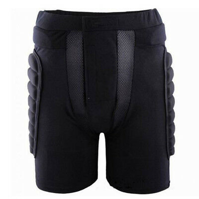 Motorcycle Motorcross Race Shorts Pad Hip Protector Gear Impact Protection Z6Q8