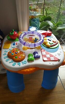 Fisher Price Musical Activity laugh & learn playing Table