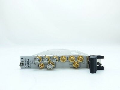 Keysight Used M9340A PXIe Vector Network Analyzer RF Distributor 9 GHz (Agilent)