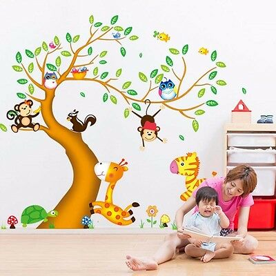 Nursery Room Decor Wall Stickers for kids rooms