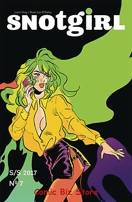 Snotgirl #7 (2016) 1St Printing Bagged & Boarded Image Comics