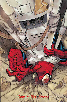 Peter Parker: Spectacular Spider-Man #4 (2017) 1St Printing Bagged & Boarded