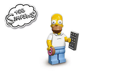 LEGO Minifigures The Simpsons Series 1 Homer Simpson