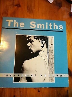 THE SMITHS ~ Hatful Of Hollow ~ GATEFOLD VINYL LP