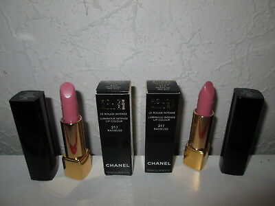 Lot 2 Rouges Allure 217 Radieuse Chanel