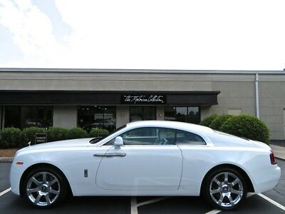 2014 Rolls-Royce Wraith  MSRP $368,650.00 SPECIAL ORDER! STARLIGHT PACKAGE & THE WRAITH PACKAGE!