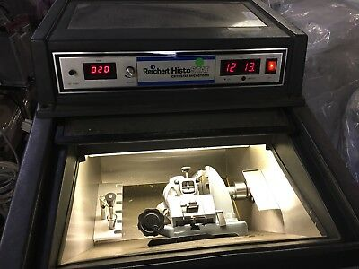 Reichert HistoStat Model 855 Cryostat Microtome
