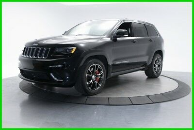 2015 Jeep Grand Cherokee SRT 2015 Jeep Grand Cherokee SRT **HEAVILY EQUIPPED - REMARKABLE POWER**