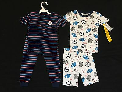 NWT Baby Toddler Boy Carter's Pajamas, Size 2T, MSRP $34