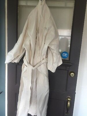 Spa Robe New One Size 100 Cotton