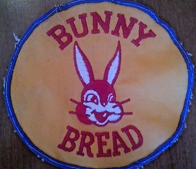 """Bunny Bread patch - """"7"""""""