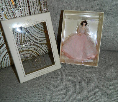 Hallmark 2003 Barbie In the Pink Fashion Model Collection Ornament in Box