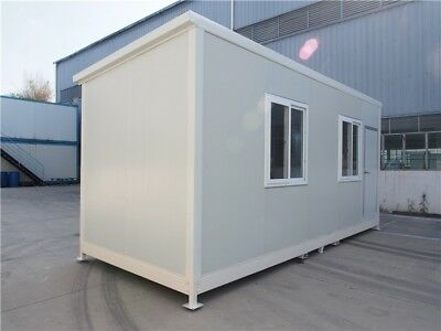 One Bedroom New Container House With 2-Gas Stove Kitchenette/shower/toilet