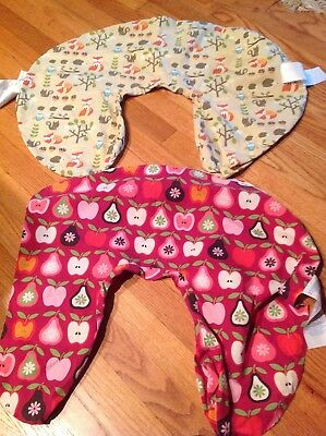 Set of 2 Boppy Pillow Covers