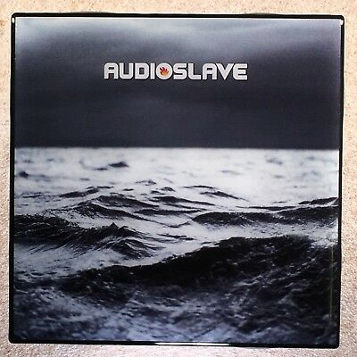 AUDIOSLAVE Out Of Exile Coaster Record Cover Ceramic Tile Chris Cornell