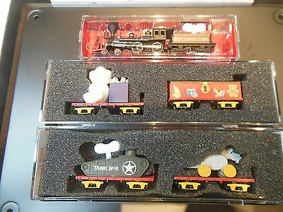 Micro Trains Christmas Toy Trunk set boxed new