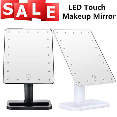 Hollywood Makeup Mirror 20 LEDs with lights Vanity lighted Beauty Make Up Mirror