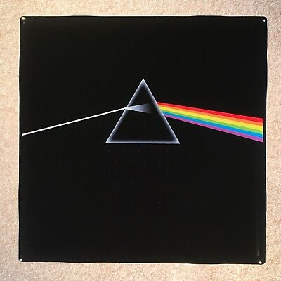 PINK FLOYD The Dark Side Of The Moon Coaster Ceramic Tile Record Cover