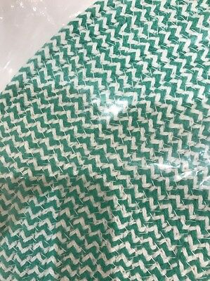 Country Road Coil Placemats Set Of 4 Mid Green & White $51.80