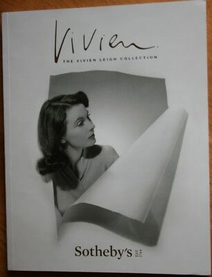The Vivien Leigh Collection, Sotheby's London Auction Catalog