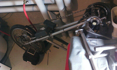 Handbike Speedy Duo 2