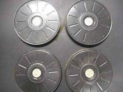 Vintage 8mm Movie. The Last Train From Gun Hill. Complete. (4 reels). Tested.
