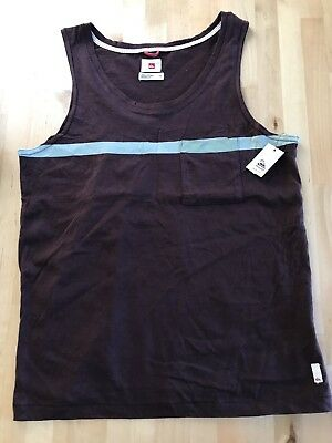 Boys Quiksilver Singlet. Size 14. New With Tags. T-Shirt