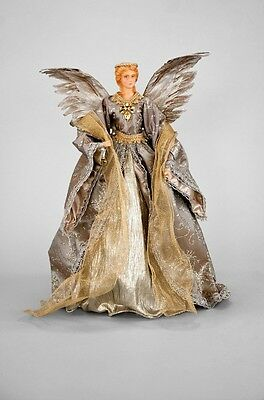 Holiday Cone Angel - Christmas - Wings - Katherine's Collection 18-741666